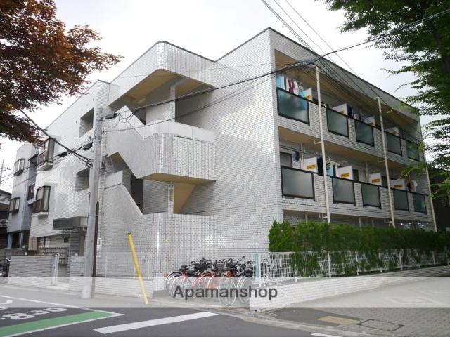 埼玉県所沢市、小手指駅徒歩14分の築31年 3階建の賃貸マンション