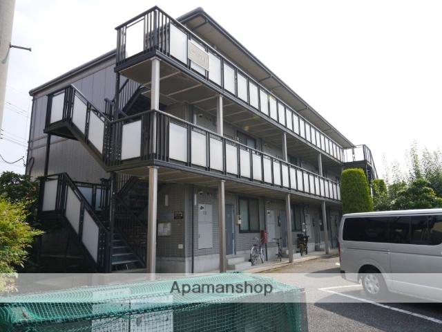 埼玉県所沢市、西所沢駅徒歩22分の築22年 3階建の賃貸マンション