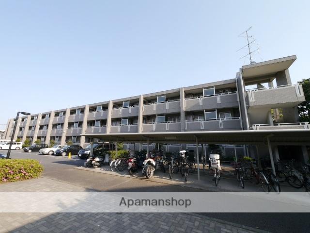 埼玉県所沢市、航空公園駅徒歩29分の築20年 3階建の賃貸マンション