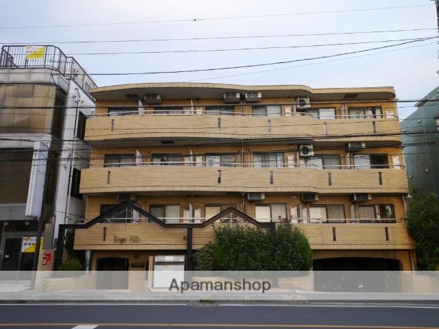 埼玉県所沢市、西所沢駅徒歩27分の築24年 4階建の賃貸マンション