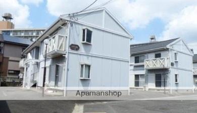 埼玉県所沢市、所沢駅徒歩27分の築28年 2階建の賃貸アパート