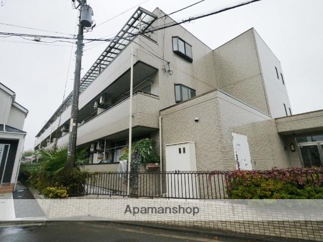 埼玉県所沢市、西所沢駅徒歩15分の築23年 3階建の賃貸マンション