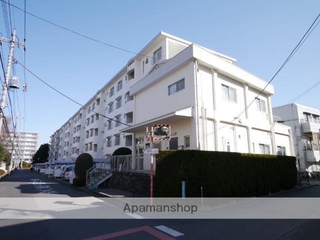 埼玉県所沢市、小手指駅徒歩5分の築34年 5階建の賃貸マンション