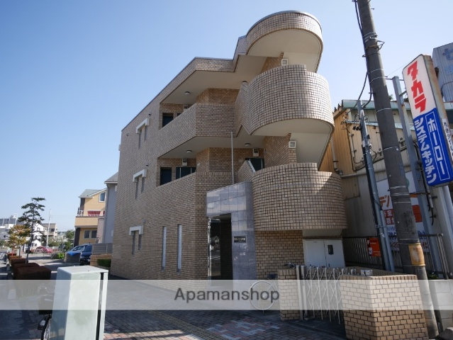 埼玉県所沢市、西所沢駅徒歩13分の築16年 3階建の賃貸マンション