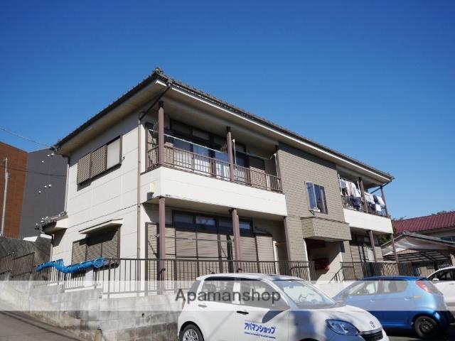 埼玉県所沢市、西所沢駅徒歩10分の築24年 2階建の賃貸アパート