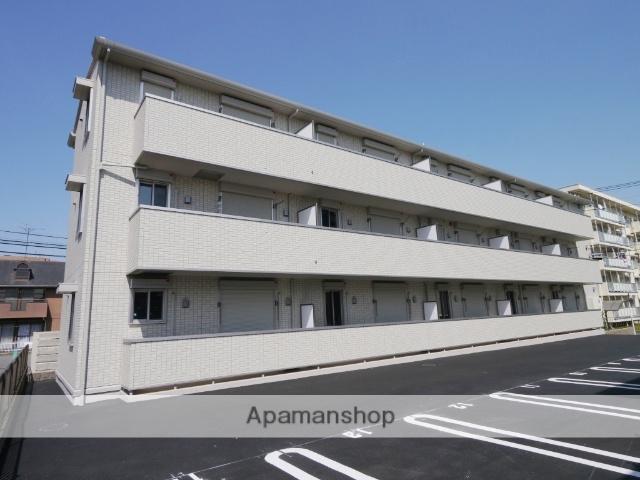 埼玉県所沢市、狭山ヶ丘駅徒歩6分の築1年 3階建の賃貸アパート