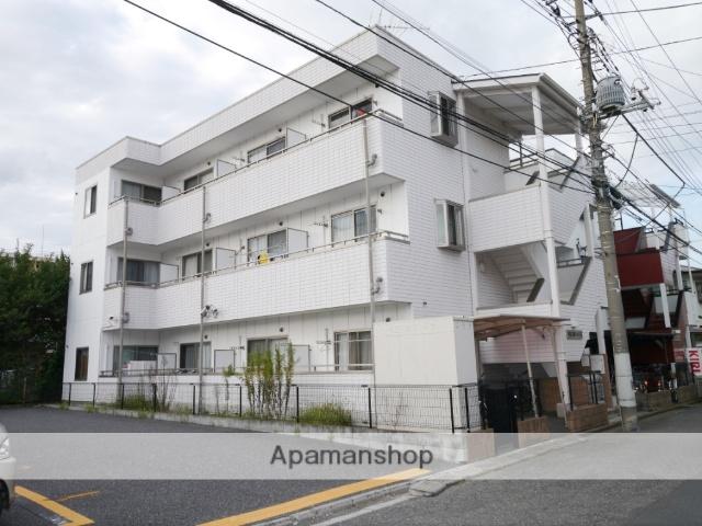 埼玉県所沢市、西所沢駅徒歩20分の築11年 3階建の賃貸マンション