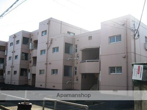 埼玉県所沢市、小手指駅徒歩18分の築35年 3階建の賃貸マンション