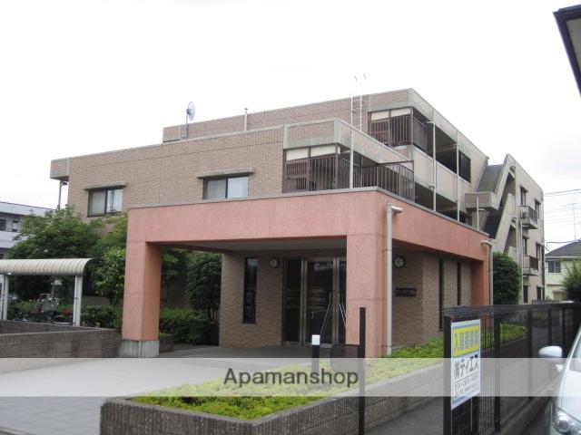 埼玉県所沢市、西所沢駅徒歩17分の築16年 3階建の賃貸マンション