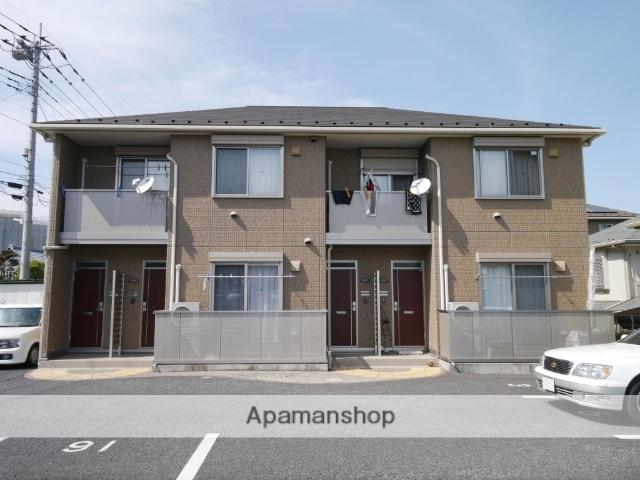 埼玉県所沢市、西所沢駅徒歩30分の築5年 2階建の賃貸アパート