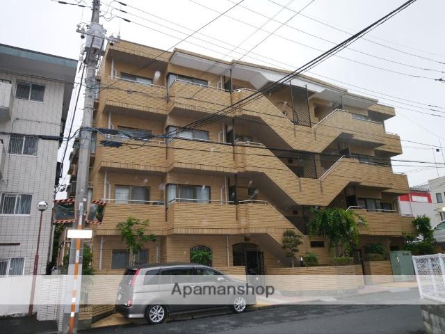 埼玉県所沢市、西所沢駅徒歩14分の築26年 4階建の賃貸マンション