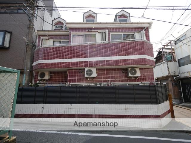 埼玉県所沢市、西所沢駅徒歩15分の築26年 2階建の賃貸アパート