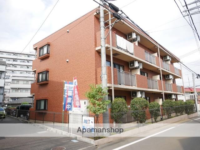 埼玉県所沢市、新秋津駅徒歩26分の築10年 3階建の賃貸マンション