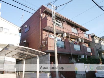 埼玉県所沢市、西所沢駅徒歩28分の築29年 3階建の賃貸マンション