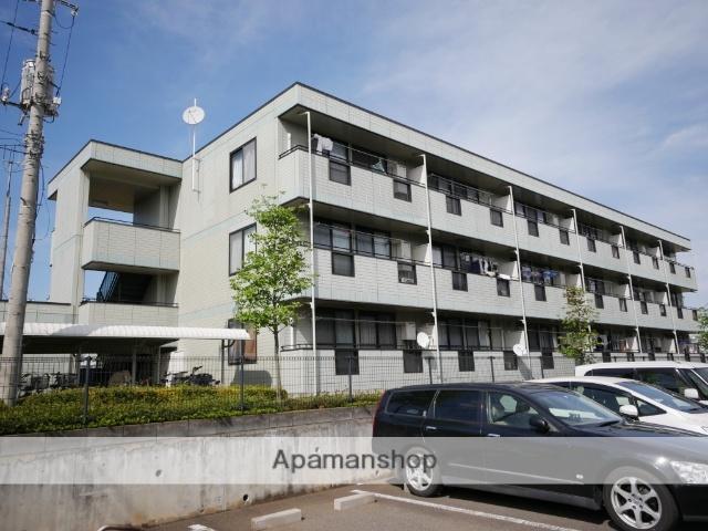 埼玉県所沢市、所沢駅徒歩25分の築22年 3階建の賃貸マンション