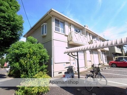 埼玉県所沢市、所沢駅バス10分中富南下車後徒歩7分の築25年 2階建の賃貸アパート