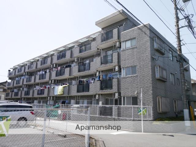 埼玉県所沢市、西所沢駅徒歩20分の築22年 4階建の賃貸マンション