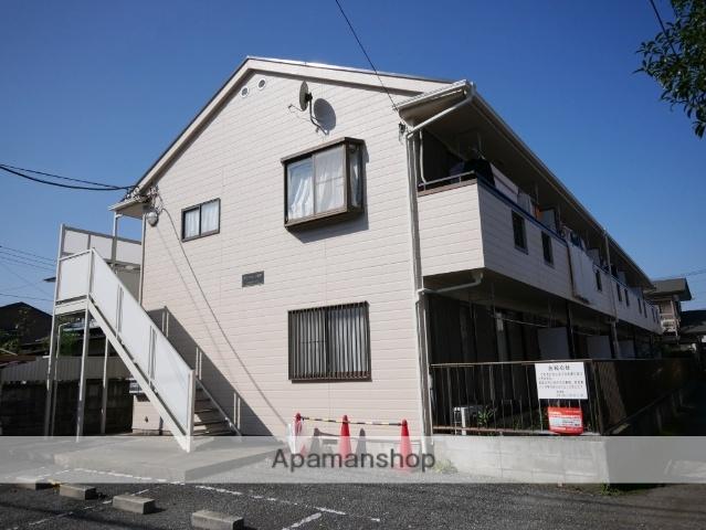 埼玉県所沢市、西所沢駅徒歩17分の築24年 2階建の賃貸アパート