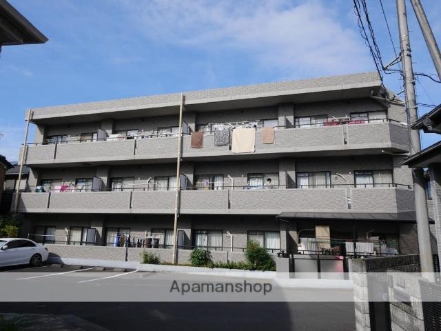 埼玉県所沢市、新秋津駅徒歩4分の築17年 3階建の賃貸マンション