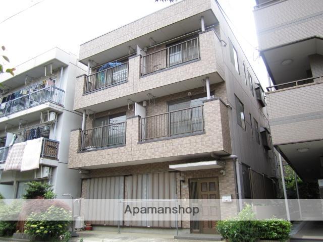 埼玉県所沢市、所沢駅徒歩4分の築29年 3階建の賃貸マンション