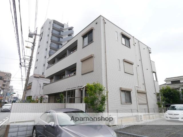 埼玉県所沢市、西所沢駅徒歩3分の築6年 3階建の賃貸アパート