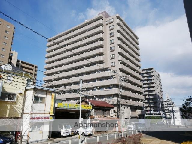 埼玉県所沢市、西所沢駅徒歩14分の築24年 13階建の賃貸マンション