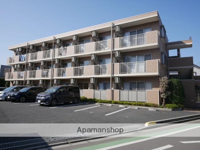 埼玉県所沢市、新秋津駅徒歩22分の築10年 3階建の賃貸マンション
