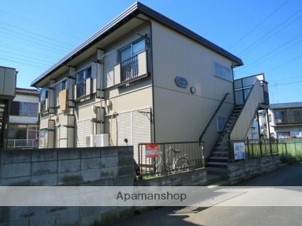埼玉県所沢市、西所沢駅徒歩15分の築30年 2階建の賃貸アパート