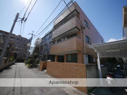 埼玉県所沢市、新秋津駅徒歩29分の築27年 3階建の賃貸マンション