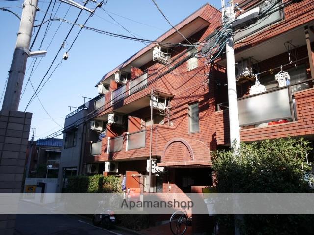 埼玉県所沢市、西所沢駅徒歩14分の築28年 3階建の賃貸マンション