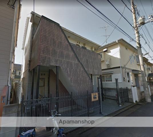 埼玉県所沢市、新所沢駅徒歩16分の築26年 2階建の賃貸アパート