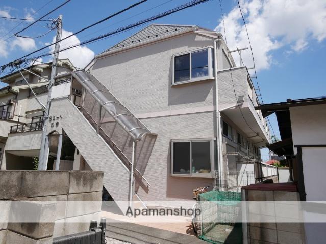 埼玉県所沢市、西所沢駅徒歩18分の築9年 2階建の賃貸アパート