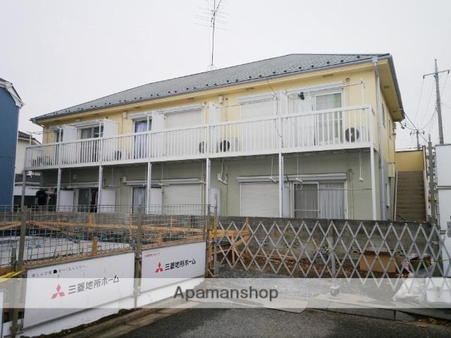 埼玉県所沢市、狭山ヶ丘駅徒歩7分の築26年 2階建の賃貸アパート