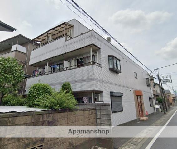 埼玉県所沢市、西所沢駅徒歩26分の築21年 3階建の賃貸マンション