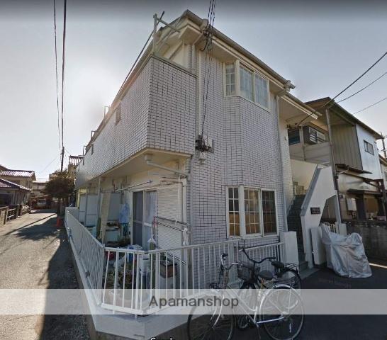 埼玉県所沢市、西所沢駅徒歩17分の築26年 2階建の賃貸アパート