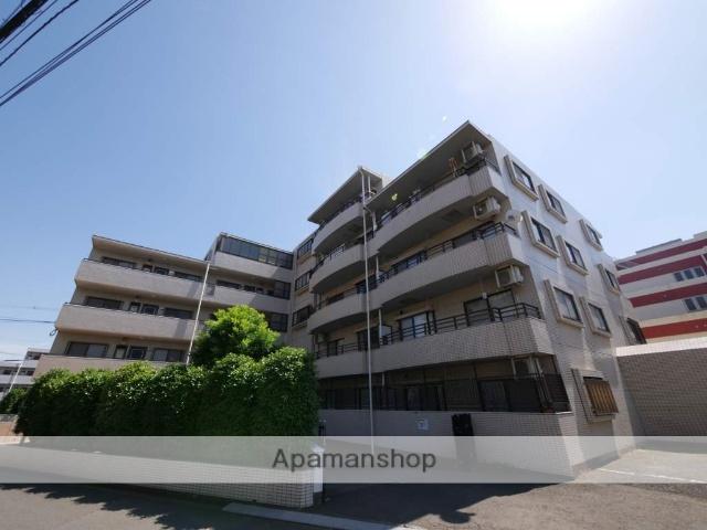 埼玉県所沢市、新秋津駅徒歩29分の築27年 5階建の賃貸マンション