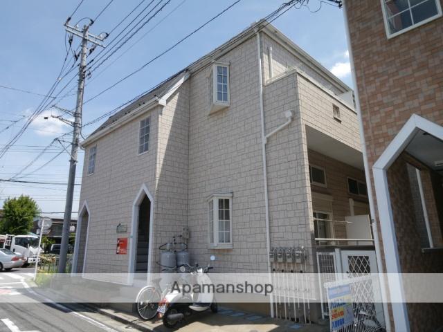 埼玉県所沢市、西所沢駅徒歩18分の築13年 2階建の賃貸アパート