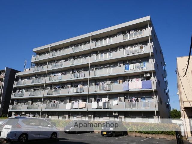 埼玉県所沢市、西所沢駅徒歩16分の築18年 6階建の賃貸マンション