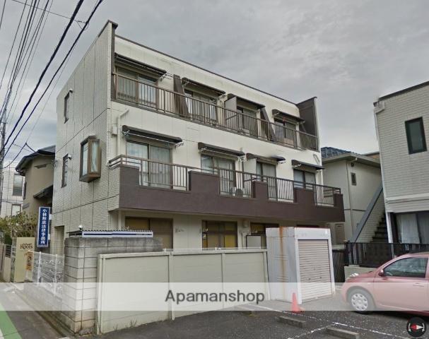埼玉県所沢市、西所沢駅徒歩8分の築30年 3階建の賃貸マンション