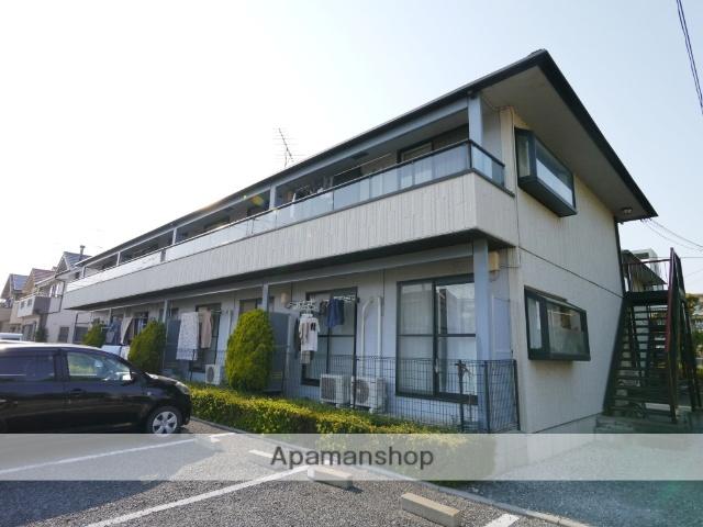 埼玉県所沢市、小手指駅徒歩34分の築21年 2階建の賃貸アパート