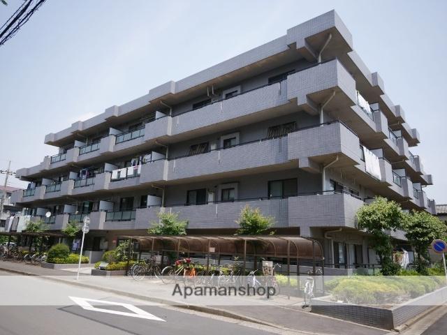 埼玉県所沢市、東所沢駅徒歩7分の築22年 4階建の賃貸マンション