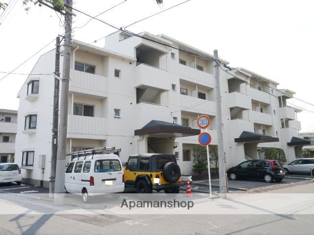 埼玉県所沢市、西所沢駅徒歩15分の築32年 4階建の賃貸マンション