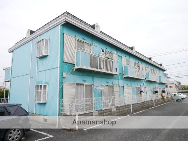埼玉県所沢市、西所沢駅徒歩12分の築28年 2階建の賃貸アパート