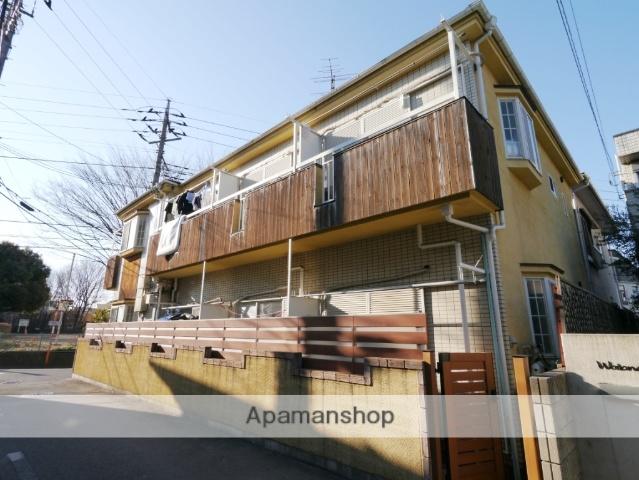 埼玉県所沢市、西所沢駅徒歩20分の築26年 2階建の賃貸アパート