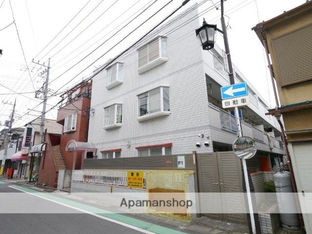 埼玉県所沢市、航空公園駅徒歩23分の築27年 3階建の賃貸マンション