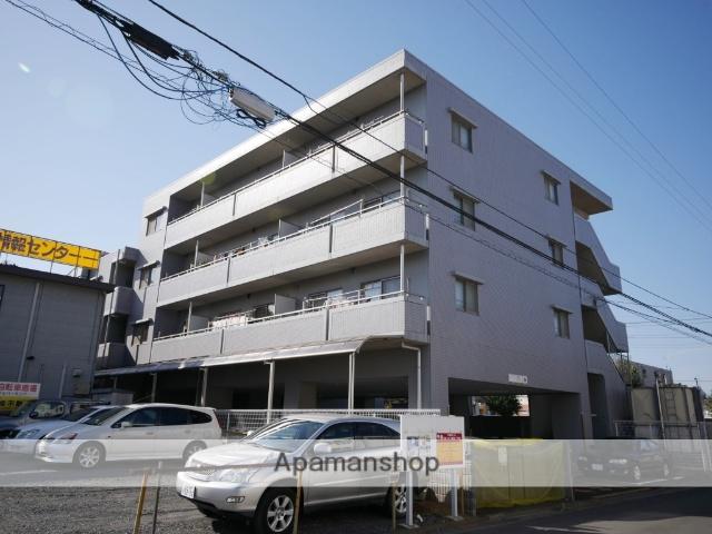 埼玉県所沢市、東所沢駅徒歩1分の築15年 4階建の賃貸マンション