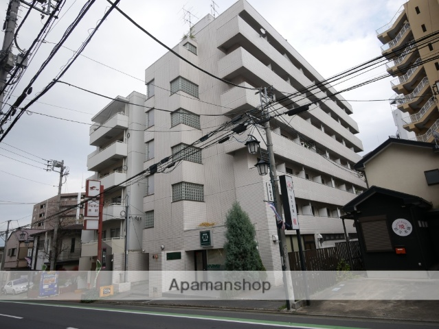 埼玉県所沢市、西所沢駅徒歩19分の築30年 7階建の賃貸マンション