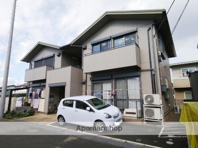 埼玉県所沢市、新所沢駅徒歩15分の築13年 2階建の賃貸アパート