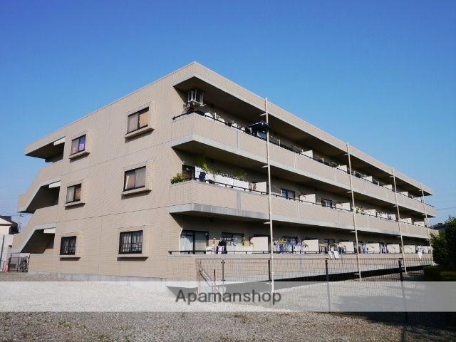 埼玉県所沢市、西所沢駅徒歩21分の築17年 3階建の賃貸マンション