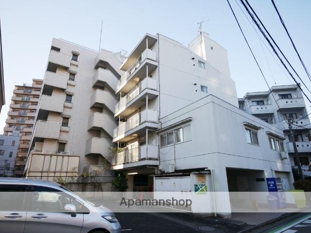 埼玉県所沢市、西所沢駅徒歩18分の築33年 6階建の賃貸マンション